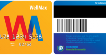 Два мега-продукта для бизнеса от International Financial Community: WellMax и WellMax Card. Инвестиции и дисконтная программа